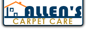 Allen's Carpet Care, Logo